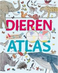 Kinderboeken prentenboek Dierenatlas