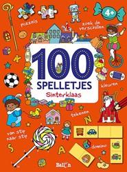 Planet Happy Doeboek 100 spelletjes sinterklaas