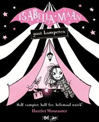 Blloan Junior leesboek Isabella Maan gaat kamperen