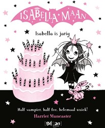 Blloan Junior leesboek Isabella Maan Isabella is jarig