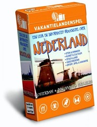 Planet Happy vakantielandenspel Nederland