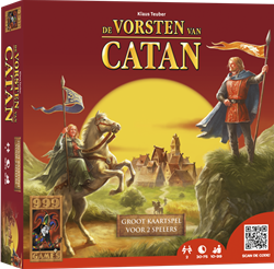 999 Games Kolonisten van Catan