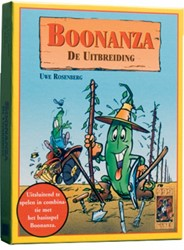 999 Games spel Boonanza: De Uitbreiding