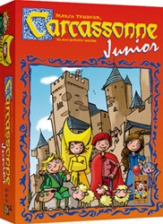 999 Games spel Carcassonne Junior