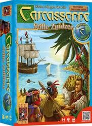 999 Games  bordspel carcassone Stille Zuidzee
