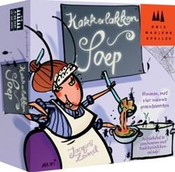 999 Games  kaartspel Kakkerlakken soep