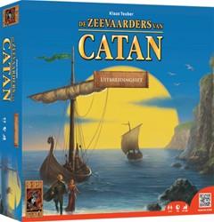 999 Games  bordspel De Kolonisten van Catan: De Zeevaarders
