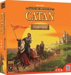 999 Games bordspel De Kolonisten van Catan: Steden & Ridders