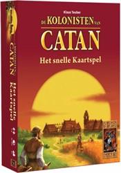 999 Games  bordspel De Kolonisten van Catan: Het snelle Kaartspel