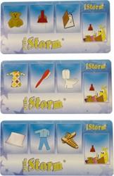 """999 Games  bordspel Little Storm """"Bedtijd"""""""