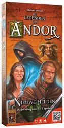 999 Games spel De Legenden van Andor: Nieuwe Helden 5/6