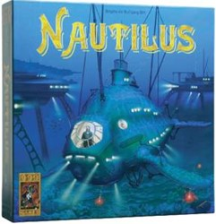 999 Games  bordspel Nautilus