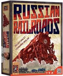 999 Games  bordspel Russian Railroads