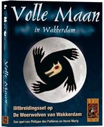 999 Games spel De Weerwolven van Wakkerdam: Volle Maan in Wakkerdam