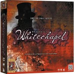 999 Games spel Brieven uit Whitechapel