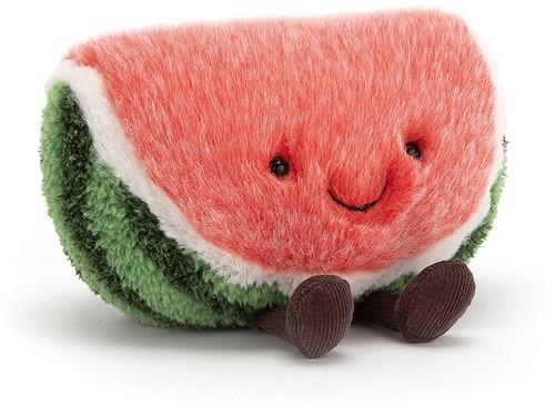 Jellycat - Amuseable Watermeloen Klein - 14cm
