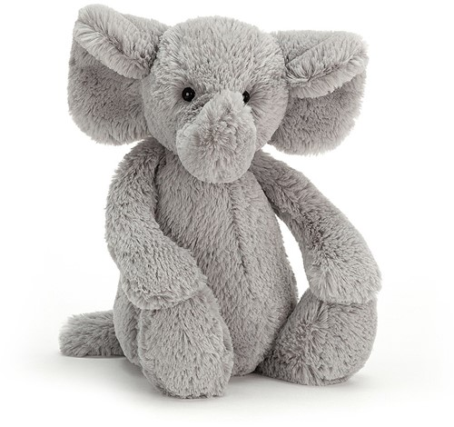 Jellycat - Bashful Olifant Medium - 31cm