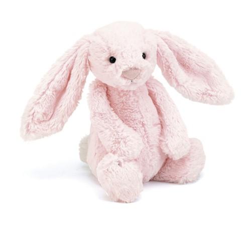 Jellycat Bashful Roze konijn Baby