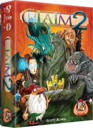 White Goblin Games spel Claim 2