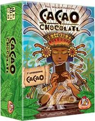 White Goblin Games spel Cacao: Chocolatl