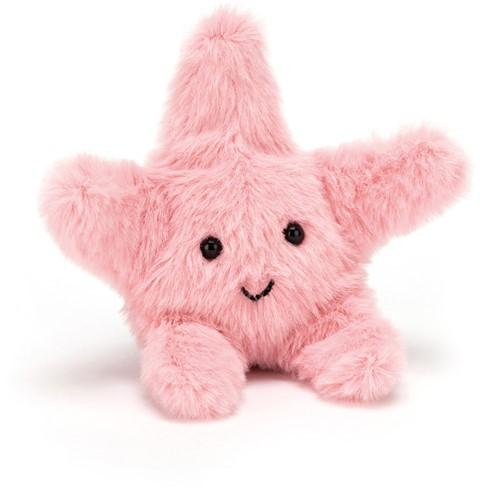 Jellycat knuffel Fluffy Zeester 12cm