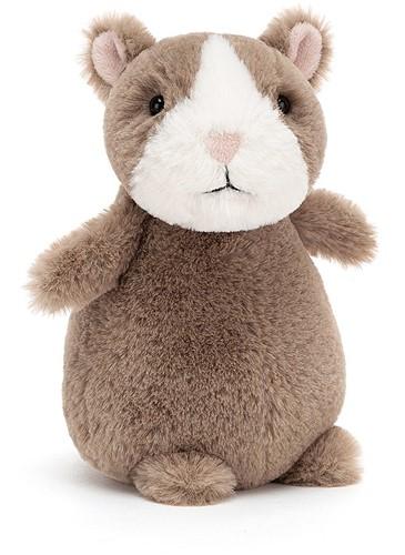 Jellycat - Blije Hamster Bruin - 15cm