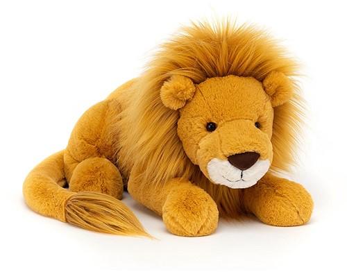 Jellycat - Louie de Leeuw Groot - 14 x 46 x 14 cm