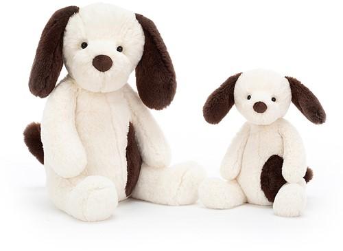Jellycat - Puffles Puppy Klein - 32 cm