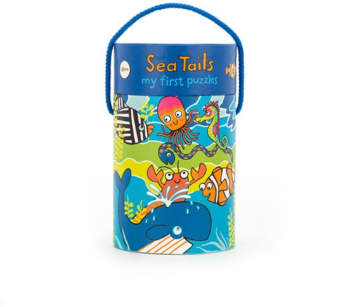 Jellycat Zee Staarten Puzzel