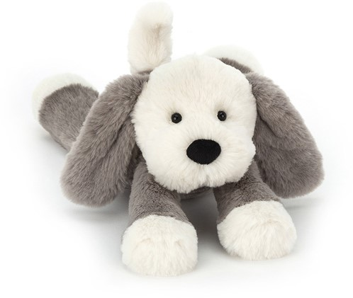 Jellycat knuffel Smudge Puppy 34cm