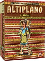 White Goblin Games spel Altiplano: De Reiziger