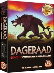 White Goblin Games spel 1 Nacht Weerwolven & Waaghalzen: Dageraad