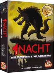 White Goblin Games spel 1 Nacht Weerwolven & Waaghalzen