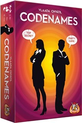 White Goblin Games spel Codenames