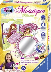 Ravensburger  knutselspullen Mosaic mini Princess