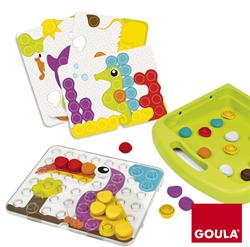 Goula Clic`Educ Dieren