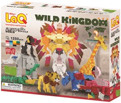 LaQ Animal World Wild Kindgom