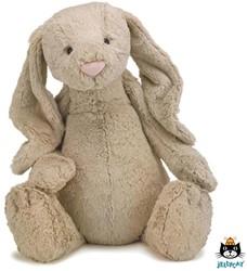 Jellycat knuffel Bashful Beige Bunny Huge -51cm