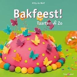 Kinderboeken  doeboek Bakfeest taarten & zo