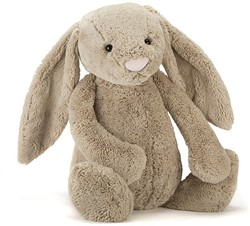 Jellycat  Bashful Beige Bunny BIG - 67 cm