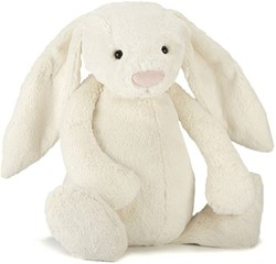 Jellycat Bashful Cream Bunny Really Big - 67cm