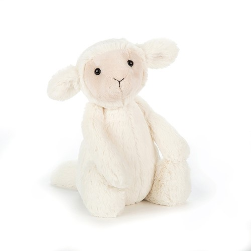 Jellycat Bashful lamb new medium 29 cm
