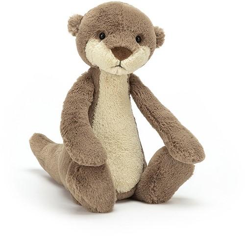Jellycat knuffel Bashful Otter Medium 31cm