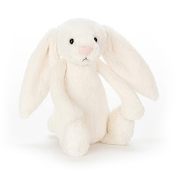 Jellycat Bashful Cream Bunny Chime - 25cm