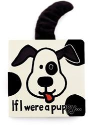 Jellycat If I Were A Puppy Board Book - 15cm