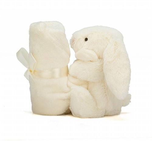Jellycat Bashful Crème Konijn Soother-3