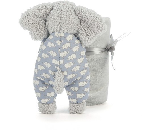 Jellycat Bedtijd OIifant Soother-3