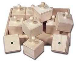 Beleduc  houten kinderspel Senso geluid