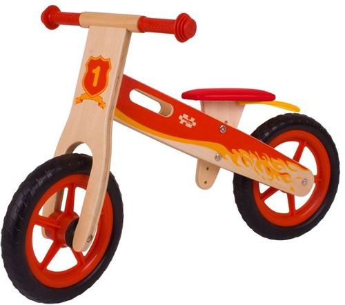 Bigjigs My First Balance Bike Red