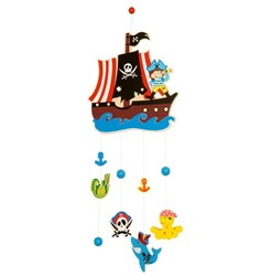 BigJigs Mobile - Pirate
